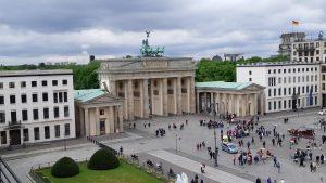 La Porta di Brandeburgo e la Pariser Platz © il Deutsch-Italia
