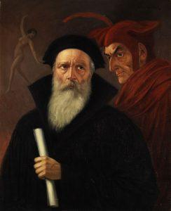 Faust e Mefistofele - Anton Kaulbach
