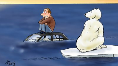 Meeresspiegelanstieg