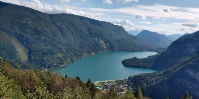 Lago di Molveno © Nicoletta De Rossi