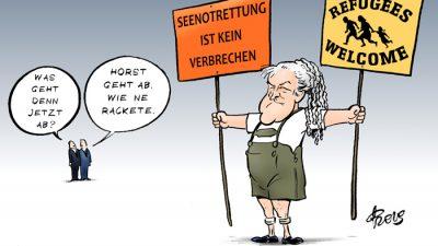 Horst Rackete