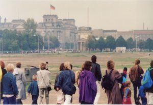 Berlino subito dopo la caduta del Muro © Sonja Göhlich