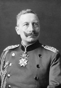 Il Kaiser Guglielmo II - 1902