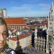 Mozart a Monaco di Baviera © il Deutsch-Italia