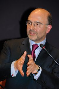 Pierre Moscovici © Charles Hendelus CC BY-SA 2.0 Flickr