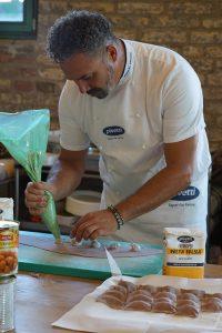 La pizza fatta con Farine Pivetti © Girogusto