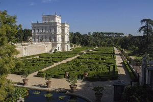 Villa Doria Pamphilij © CC BY-SA 2.0 General Cucombre Flickr