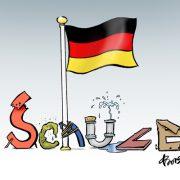 Beflaggte Schulen