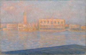 Claude Monet © Solomon R. Guggenheim Foundation, New York