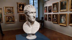 Il busto di Canova © il Deutsch-Italia