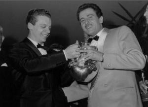 Dorelli-Modugno vincitori del Festival di Sanremo del 1959