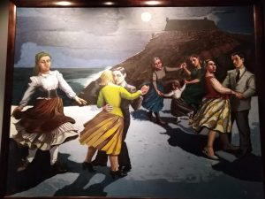 The dance - Paula Rego © il Deutsch-Italia