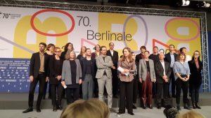 La presentazione della 70° Berlinale © il Deutsch-Italia
