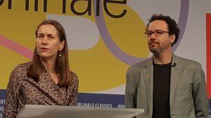 Mariette Rissenbeek e Carlo © il Deutsch-Italia
