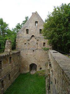Il monastero di san Disibodo