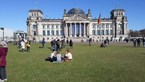 Il Bundestag © il Deutsch-Italia