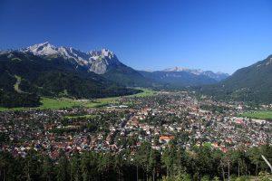 Garmisch-Partenkirchen © CC BY-SA 3.0 Octagon WC