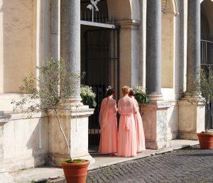 Hochzeit Tiberinsel © Martina Kliem