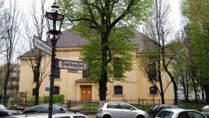 La chiesetta di Schinkel © il Deutsch-Italia