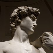 Il David di Michelangelo @ Galleria dell'Accademia di Firenze