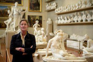 Cecilie Hollberg @ Galleria dell'Accademia di Firenze