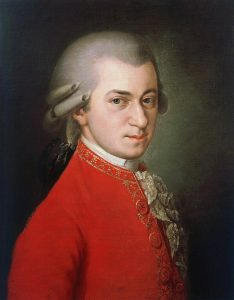 Wolfgang Amadeus Mozart (Barbara Kraft)