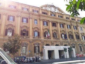 Il ministero delle Finanze a Roma © il Deutsch-Italia