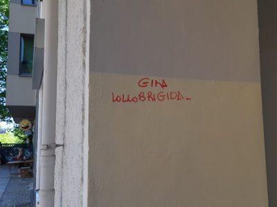 Cercando Gina © il Deutsch-Italia