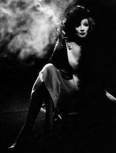 Marlene Dietrich Hollywood © Helmut Newton Estate