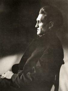 Stefan George nel 1910