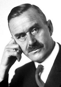 Thomas Mann nel 1929