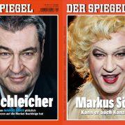 Markus Söder © Der Spiegel