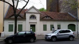 La più antica casa di Charlottenburg © il Deutsch-Italia