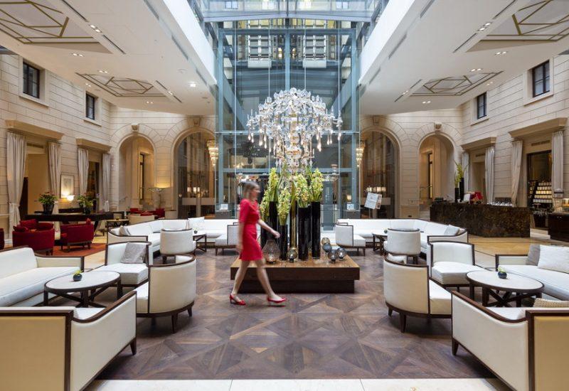 Lobby © Kempinski-Hotel Elisabeth Fransdonk