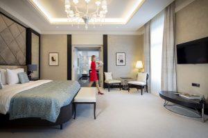 Presidential Suite © Kempinski-Hotel Elisabeth Fransdonk