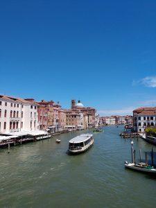 Venezia dal Ponte degli Scalzi © Nicoletta De Rossi