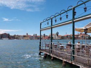 Venezia alle Zattere © Nicoletta De Rossi