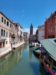 Venezia San Barnaba la Barca © Nicoletta De Rossi