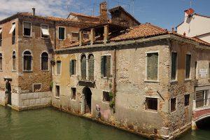 Venezia il murales di Bansky © Nicoletta De Rossi