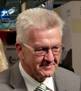 Winfried Kretschmann © CC BY-SA 3.0 RudolfSimon WC