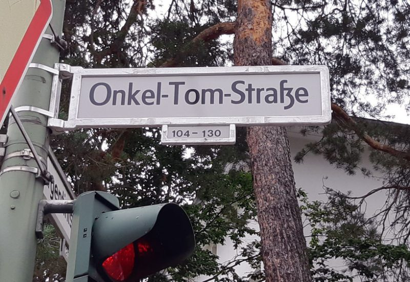 Onkel Tom Straße © il Deutsch-Italia