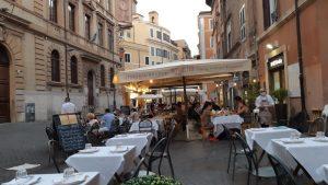 Ristoranti al ghetto di Roma © il Deutsch-Italia