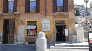 Babington's a Roma © il Deutsch-Italia