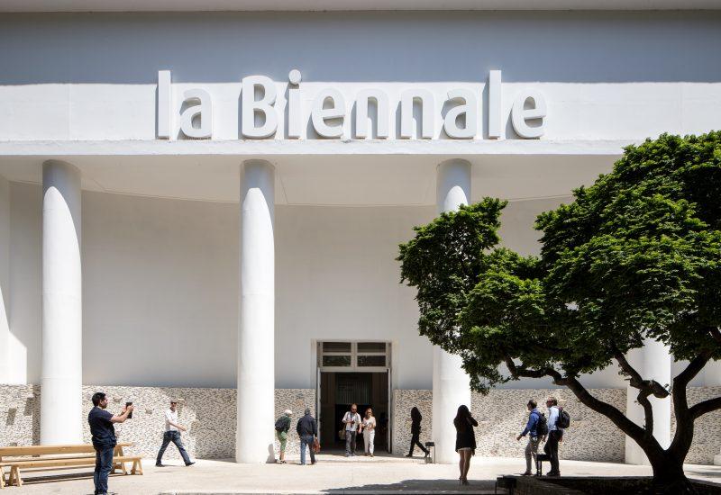 Padiglione Centrale Giardini © Francesco Galli per La Biennale di Venezia