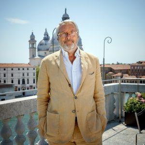 Roberto Cicutto © Andrea Avezzu per La Biennale di Venezia