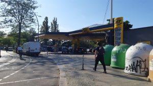 Tankstelle © il Deutsch-Italia