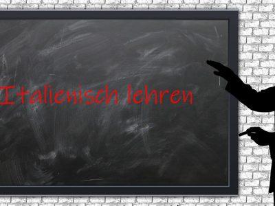 Italienisch lehren © il Deutsch-Italia