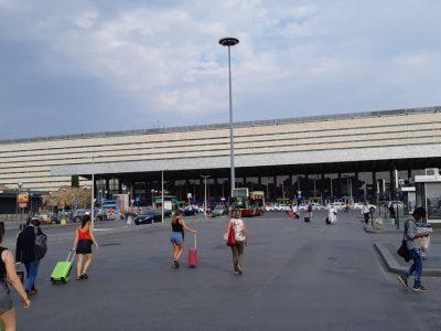 La stazione Termini di Roma © il Deutsch-Italia