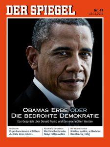 Obama © Der Spiegel