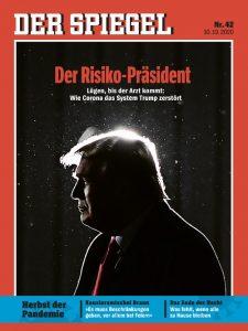 Der Risiko President © Der Spiegel